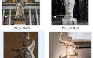 Appreciation of marble statue sculpture 20170323155656
