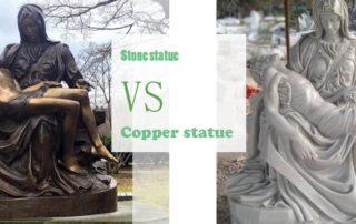 STONE STATUE VS COPPER STATUE 20200319091537