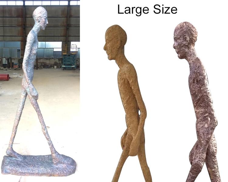 Giacometti Bronze art deco 8