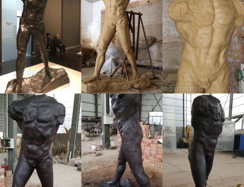 Auguste Rodin Sculpture