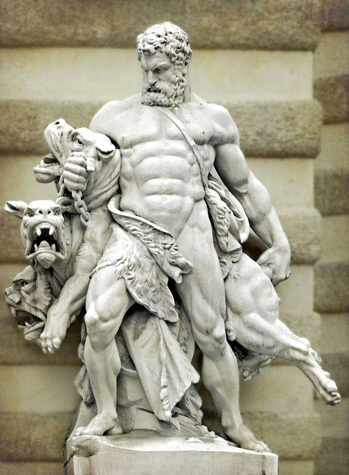 12.The Capture of Cerberus