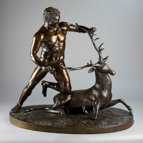 4.The Stag of Artemis
