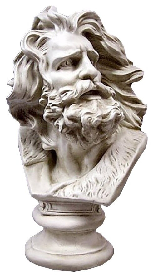5.moses bust